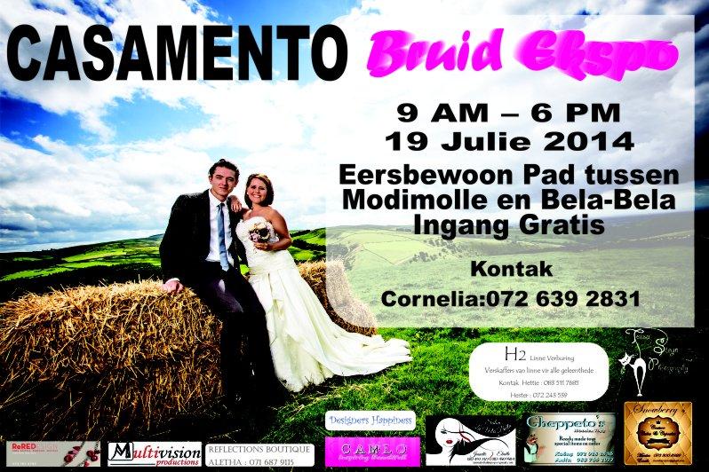 Casamento Bridal Expo 19 July 2014
