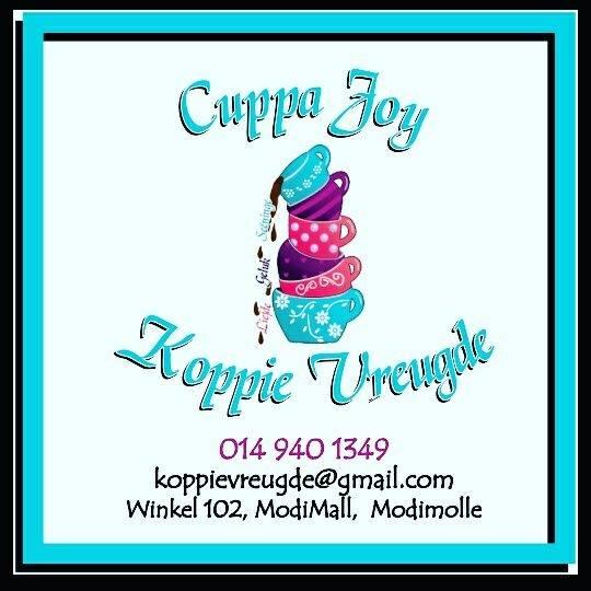 Cuppa Joy Coffee Shop