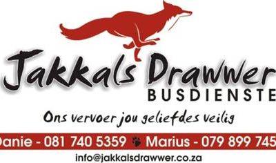 Jakkals Drawwer Busdienste